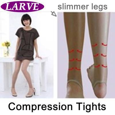 Qoo10 Larvecompression Tights For Slimmer Legs Medical Stockings Imported Underwear Sock