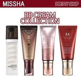 ★Missha★ BB CREAM COLLECTION! M Perfect cover BB cream · Signature · Choboyang PORE FECTION BB