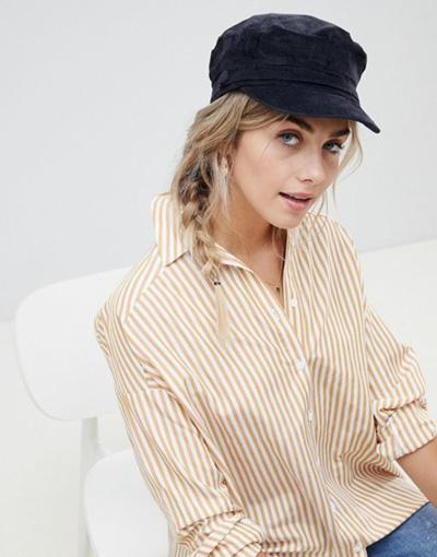 Qoo10 - New Look Cord Bakerboy Hat   Fashion Accessories 198b2203a9d