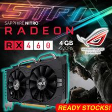 ASUS STRIX RX460 OC 4GB | Local Warranty | Best Deals