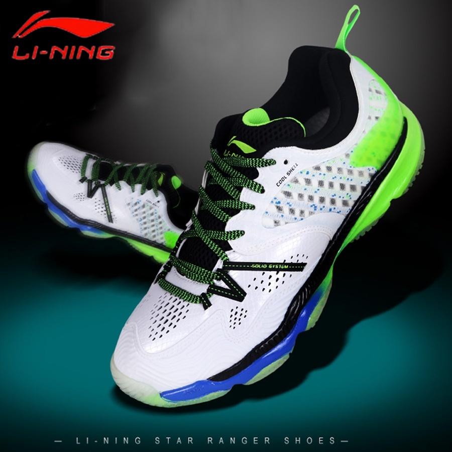 04c55443ae4 Qoo10 - Li-Ning Men Ranger Professional Badminton Shoes High Cut ...