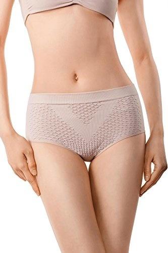 2b6e44c302ac3 (MD) MD Womens Compression Briefs Shapewear Sports Underwear Rear And Bottom  Body Shaper-