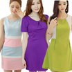 【All Flat Price】[NO OPTION PRICE] Buy 3 Free Shipping! Korean Fashion Dress