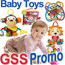 ★Baby Early Development Toys★ 2018 Pre-GSS Promo 80% OFF