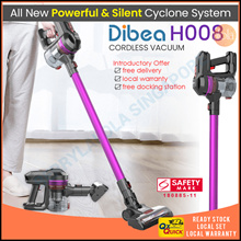 [▼-59% ] ★✔FREE SAME DAY DELIVERY: DIBEA H008 Cordless Vacuum Cleaner. - NEW arrival
