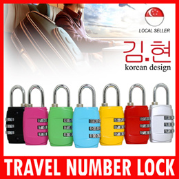 Travel Lock / Bags / Travel Safely / Scales padlocks / Number / luggage / Luggage Strap /bicycle