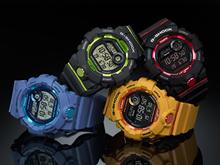 Casio G-SHOCK G-SQUAD GBD-800-1JF/2JF/4JF/8JF Unisex Digital Watch / Step Tracker / Bluetooth
