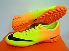 NIKE MERCURIAL VICTORY IV TF ASTRO TURF FUTSAL INDOOR COURT FOOTBALL SOCCER SHOES