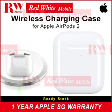 Apple Wireless Charging Case For Airpods 2 (Original Apple SG Set)