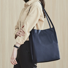 [SG Distributor] ITHINKSO Classy Neat Tote Bag | A4 Document Bag | Travel Bag