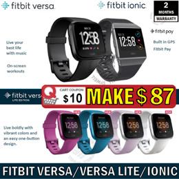 862f8b30c Fitbit Versa/Versa Lite/Ionic Watch Heart Rate + Activity Tracker(No Retail
