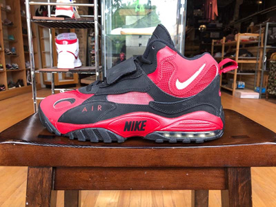 Nike Air Max Speed Turf Red/Blk 525225