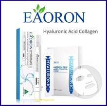 【EAORON】★ Hyaluronic Acid Collagen Essence III V / Face Mask / Young Eyes / Crystal White ★