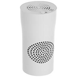 [iroiro]K《요우》 KEIYO 차량 탑재용 USB 공기 청정기 (PM2.5대응) 화이트 AN-S019WH
