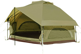 DOD (디오디) 도플갱어 버섯 텐트/ 귀엽고 간단한 원터치 텐트