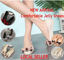 [LOCAL SELLER]  ★LADIES JELLY SHOES/FLATS/SANDALS/PUMPS/WEDGES★ INSTOCKS