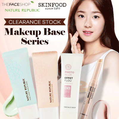 Make-up Base Series Deals for only Rp97.000 instead of Rp97.000