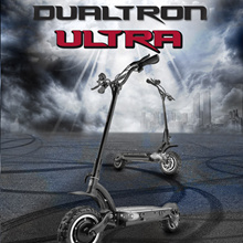 ★KOREA MINIMOTORS★DUALTRON ULTRA ★ LIMITED ★ RAPTOR Electric scooter Foldable Scooter!