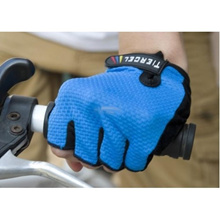 Riding gel gloves semi mountain bike outdoor breathable