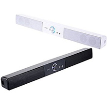 iRiver IBS-400 Sound bar white , black / black color / Aux-in Jack / AC power / USB power / Micropho