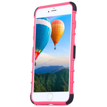 [2 IN 1 PHONE COVER FOR IPHONE 6 PLUS / 6S PLUS] 2 IN 1 PHONE COVER PROTECTIVE CASE FOR IPHONE 6 PLU