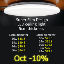 (SG Stock) Super Slim Ceiling Lights
