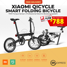 [New] Xiaomi QiCycle Smart Folding Bicycle