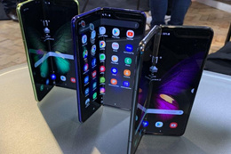 SAMSUNG Galaxy Fold. Local set with 1 Year Warranty by Samsung Singapore