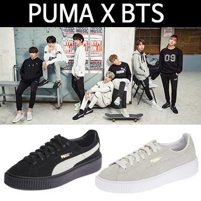 ace0e899f3fa Qoo10 - PUMA SUEDE PLATFORM   Shoes