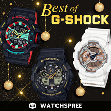 [Best of 2018] *APPLY 25% OFF COUPON* BEST OF G-SHOCK. Free Shipping 1 Year Warranty
