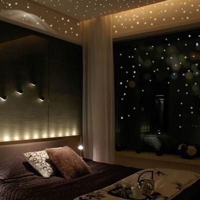 Qoo10 200pcs Luminous Glow Dark Star