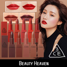 ★BUY 2 GET 2 FREE GIFT★ [3CE] LIP COLLECTION { Red · Mood Recipe · Velvet Lip Tint }