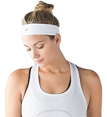 Lululemon Fly Away Tamer Headband II