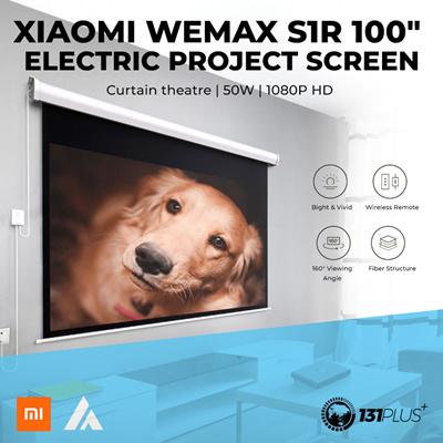 Xiaomi Wemax 100 inch Electric Projector Screen