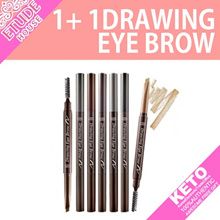 [etude house] ★LOWEST PRICE★ 1+1  Drawing Eye Brow / Eyebrow Pencil
