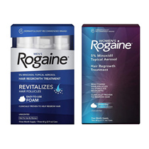 Specials ★ American Rogaine Rogaine Foam Men#39s / Women#39s Hair Loss Hair Scalp Health / Minoxidil / FDA Approved ★ 3 months / 2 months