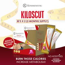 Kinohimitsu KilosCut 30sx2 [2mths Supply] * Curb Cravings * Enhance Fat Metabolism [Slimming]