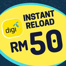 DIGI Instant Reload RM50