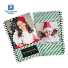 Personalised Notebook from Photobook Malaysia