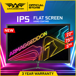 ⭐️🔥PF22HD | Best Value Monitor 75Hz | FHD | 5ms [🇸🇬Stock][Next Day Shipping]🔥⭐️