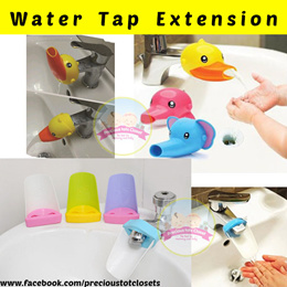 [Restock] * Tap Faucet Extender Extension * Original Patent * Safety * Wash Hand * Basin Use * Kids