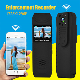 Spy Hidden Camera FHD 1080P Car Keychain DVR Motion Dectect IR Night Vision WMS