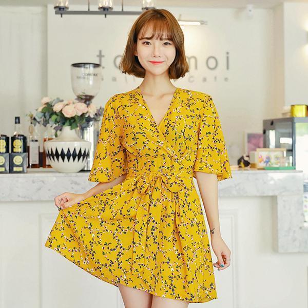 ディマなワンピースnew ミニワンピース/ワンピース/韓国ファッション