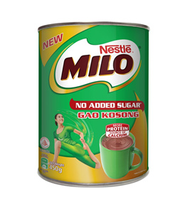 [[New item]] MILO® GAO KOSONG Tin 450g