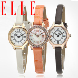 ELLE wrist watch For woman best hit item total 29 kinds/free shipping