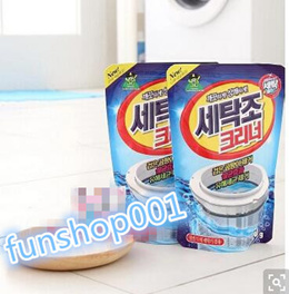 Washing machine tank cleaners Washing drum cleaner automatic sterilization powder
