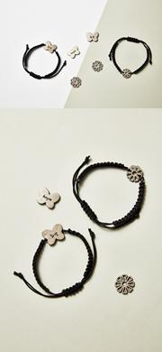 Kims House Annyhuman Bracelet Donation For Korea Comfort Women Celebrity Wear It