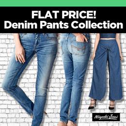 Miyoshi Jeans - Jeans Wanita  - Skinny jeans - Boot Cuts