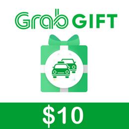 $10 GRAB RIDES VOUCHER | INSTANT REDEMPTION