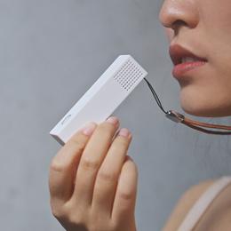 X door mini air JHQ 목걸이형 미니 경량 공기청정기